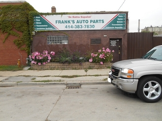Junk Yards In Milwaukee Wisconsin >> Wanted Frank S Auto Salvage Home About Us